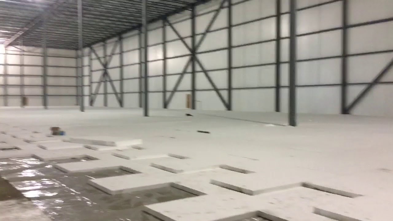 Insulating Cold Storage with Insulfoam EPS