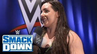Nikki Cross ready to ride to the top: SmackDown Exclusive, Oct. 25, 2019