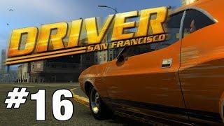 DRIVER SAN FRANCISCO #16 - Urlaubsfolgen - [DEUTSCH] [GERMAN] [GAMEPLAY] [PC]