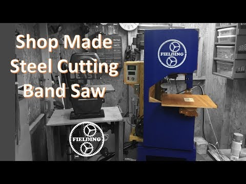 My Version of Matthias Wandel's Band Saw with Variable Speed for Steel Cutting : 055