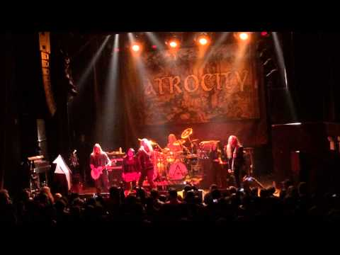 2014.02.17 Atrocity (full live concert) [Gramercy Theatre, New York City]