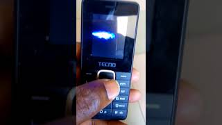 How to remove input password from tecno t371