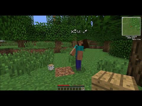 Minecraft - Survival met Stefan - Deel 1 [Zaad]