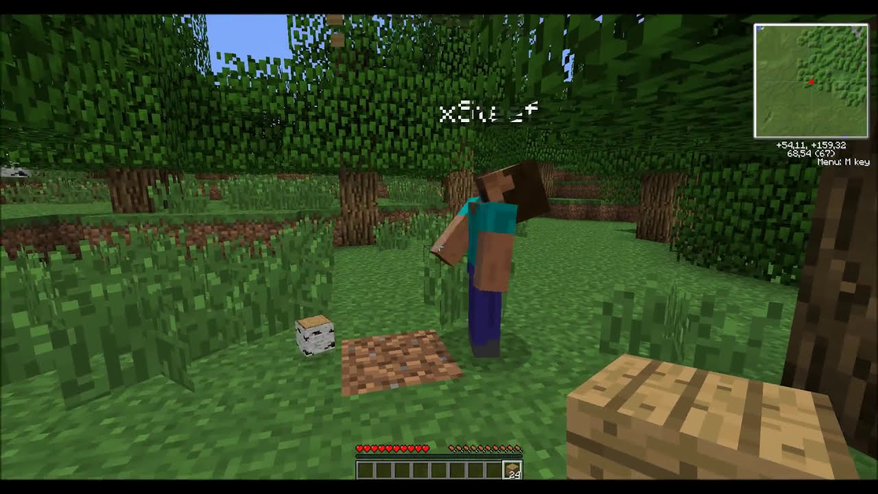 Minecraft Survival Met Stefan Deel 1 Zaad Youtube