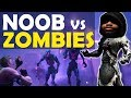 NOOB VS ZOMBIE ARMY? | WHEN ZOMBIES ATTACK  | HIGH KILL FUNNY GAME-(Fortnite Battle Royale)