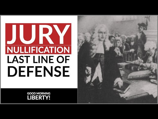 Jury Nullification in Georgia! Good Morning Liberty 09-12-18