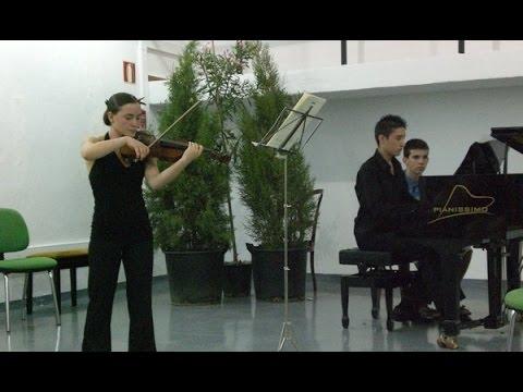 Titanic para piano y violin