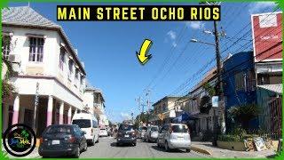 Main Street Ocho Rios (Ochi) St Ann, Jamaica