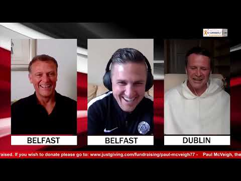 Episode 16: McVeigh meets...Fr. Philip Mulryne and Jim Magilton