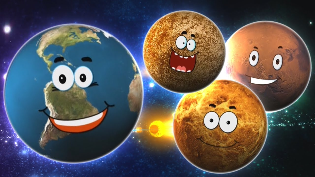 planeter song | Planet Song | Kids TV Svenska Barnsånger | Planets Songs In Swedish