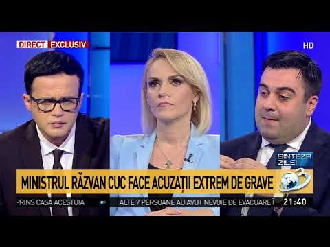 Ministrul Răzvan Cuc, Anunț Pentru Milioane De Români