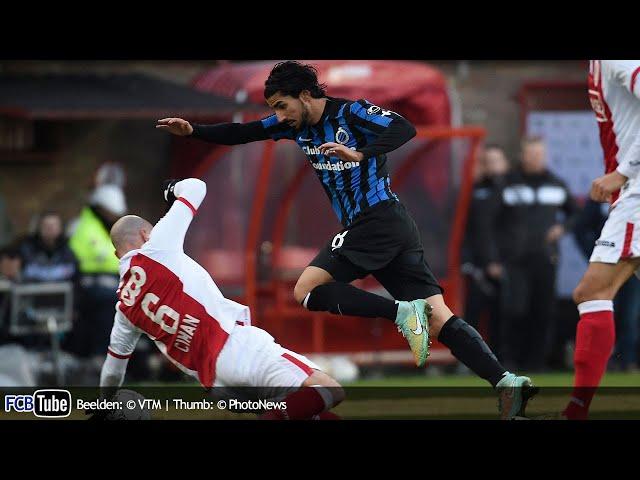 2014-2015 - Jupiler Pro League - 19. Standard - Club Brugge 1-3