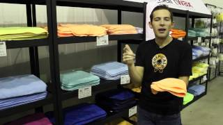 What is Microfiber? - A Guide to Choosing the Perfect Microfiber Towel - Chemical Guys Car Care