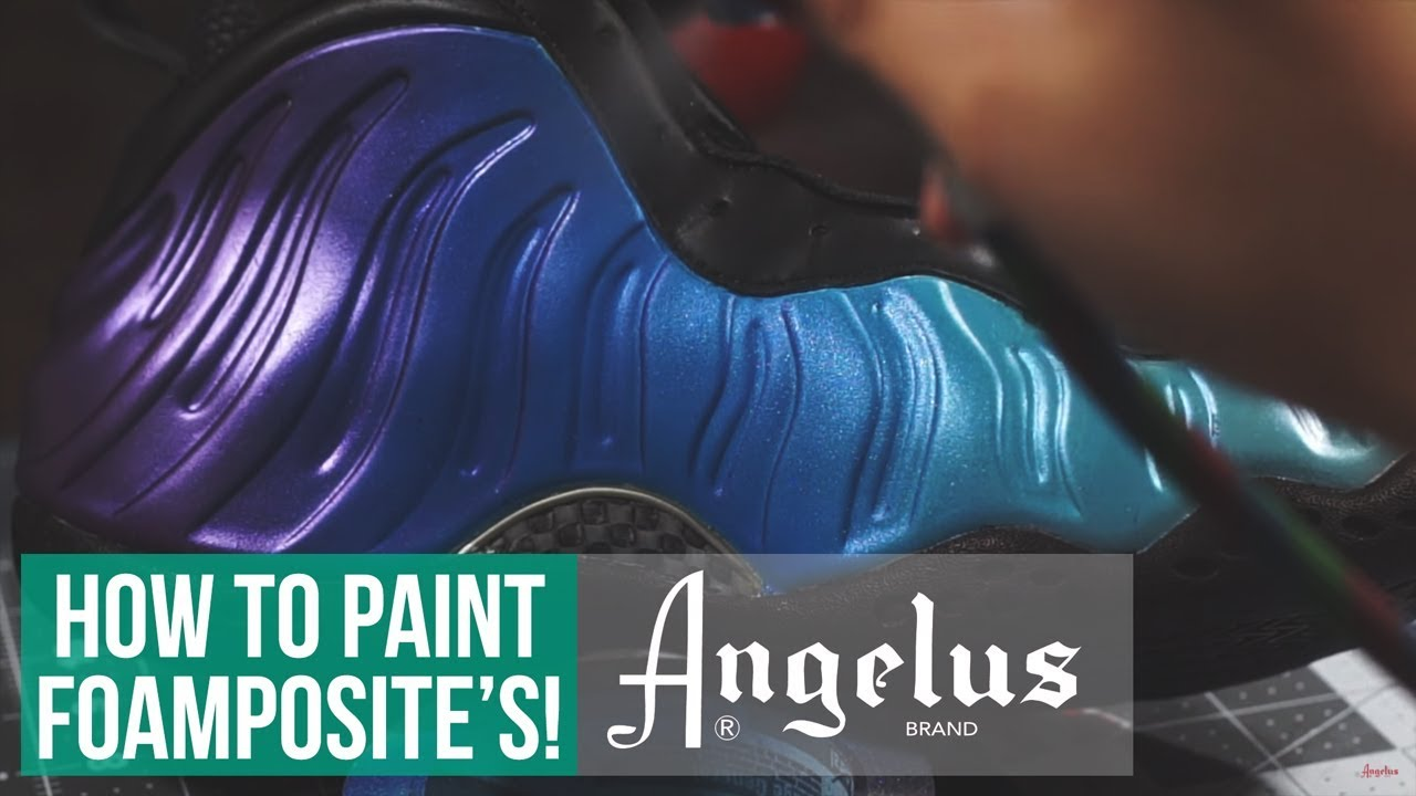 Custom Foamposite  a81172d60