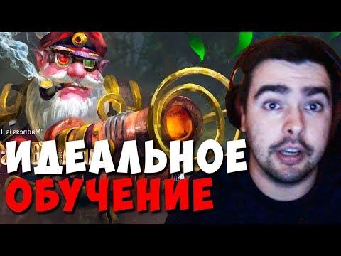 видео: СТРЕЙ ТРЕНИРУЕТ БЕСТОЛОЧЕЙ //