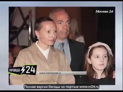 Ирина Миронова: «У дочери склонность быть в кадре»