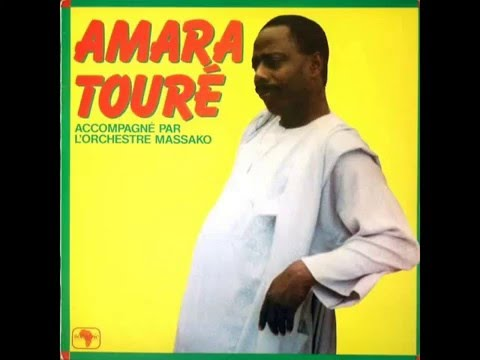Amara Toure Accompagné Par L'Orchestre Massako - Africa