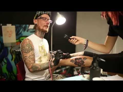 Interview with Aaron Is, tattoo artist