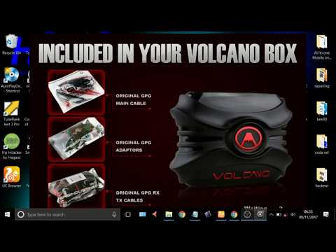 Volcano Tool Without Box Full Crack 2017,18 [ By PS Billing ]