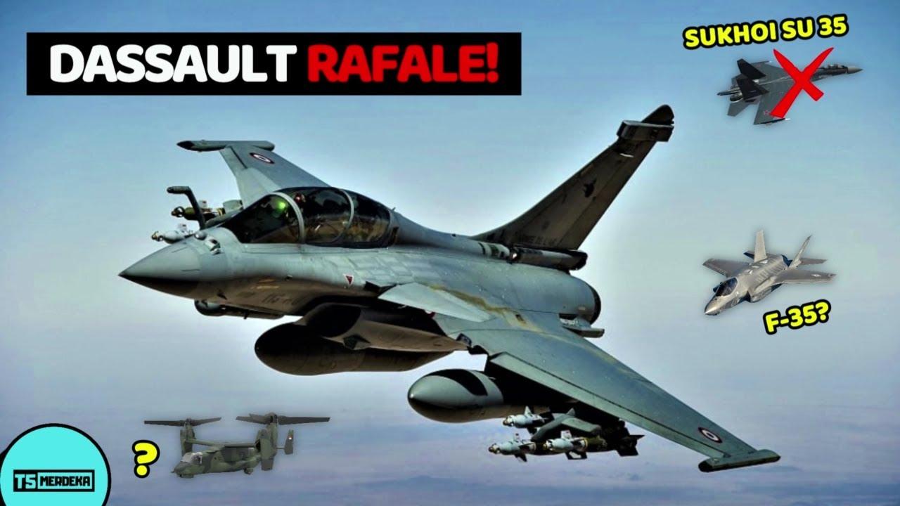 DEMI MEMPERKUAT PERTAHANAN, Indonesia Akan Beli 4 Pesawat Tempur Canggih Ini !!