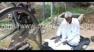 Gujranwala 70 Yrs old Farmer PHD Student