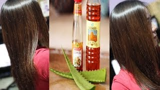 DIY Moisturizing Remedies For Dry Hair and Itchy Scalp and Dandruff and Hair Growth Solutions