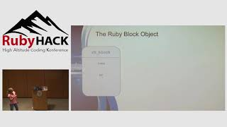 RubyHACK 2018 | Ruby Unblocked by Eliza De Jager | Ruby Programming Conference 2018