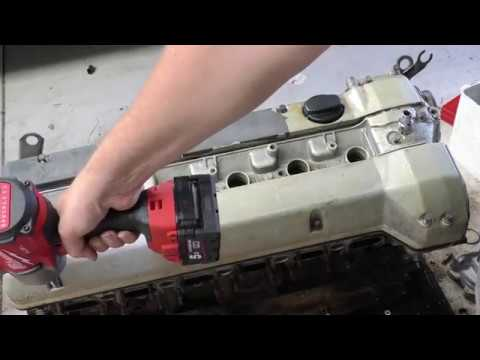 Mercedes M104.980 - Lets look at the camshafts after 310,000Km!