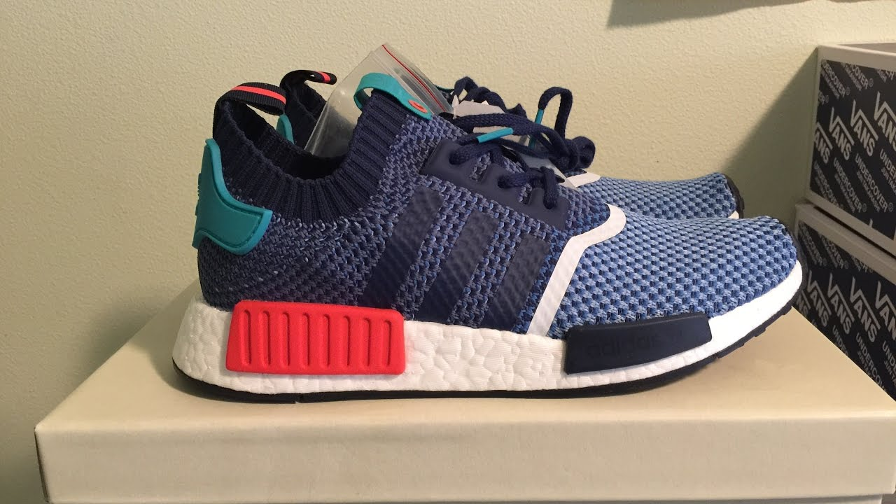 Adidas Nmd R1 wool reflective in size 11 for sale · Slang Frifelt El