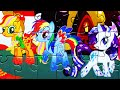 My Little Pony Puzzle Game Rompecabezas Kids Jigsaw Puzzles De Playset Toys