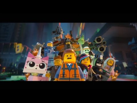 The Lego Movie (2014) Music Video