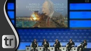"Erdoğan Davos ONE MINUTE Israel | peres""The Peacefighter"" [Deutsch] Untertitel"