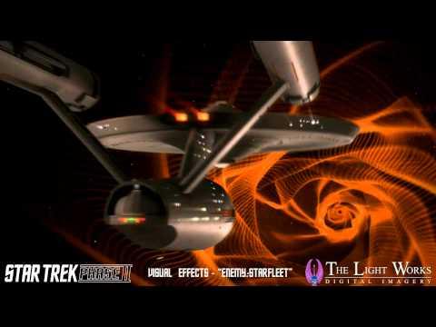 Enemy: Starfleet special effects reel