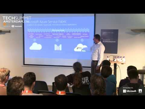 Building highly scalable applications, M. Goet, LeaseWeb Tech Summit Amsterdam 2016