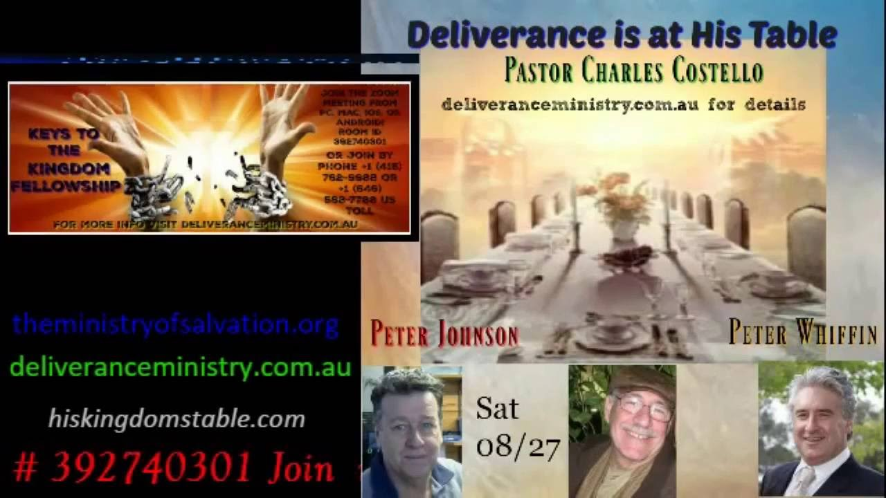 Deliverance Testimonies | The Ministry Of Salvation Fellowship