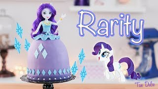 My Little Pony - Rarity Cake - Equestria Girls - Tan Dulce