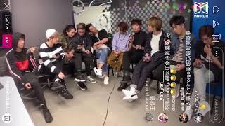 【足本重溫】MIRROR 10/04/2019 IG LIVE ! screenshot 4