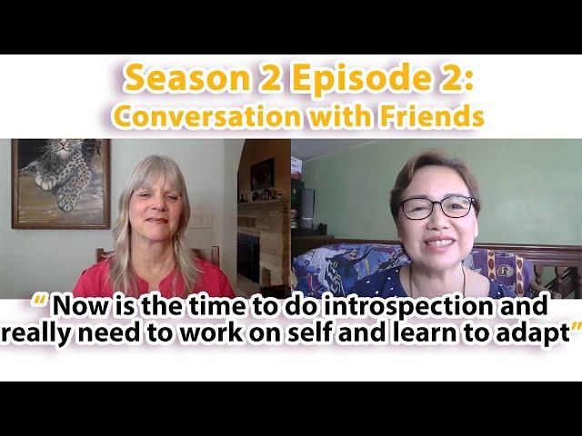 Season 2 Ep 2 Conversation with Michelle Nagel Oregon USA
