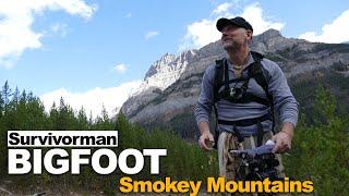 Survivorman Bigfoot   Episode 7   Smokey Mountains   Les Stroud