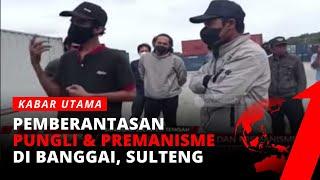 Download Sekelompok Orang Hadang Aktivitas Kontainer di Pelabuhan Tangkian | Kabar Utama tvOne