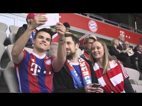 FC Bayern Munich - Deutsche Telekom (Stadium Vision)