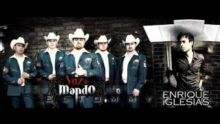 Enrique Iglesias Ft. Voz De Mando - Ayer [Studio 2011-12]