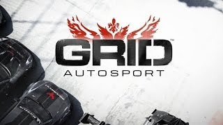 GRID AUTOSPORT ANNOUNCED - Gameplay & Details