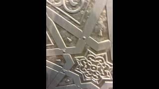 видео Входная дверь md3 с молдингом
