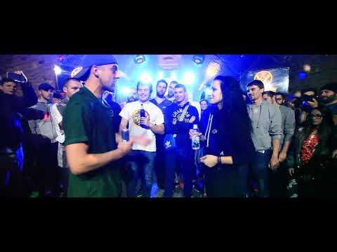 Rap Skillz - Rap Battle - Mr. Spinoza VS Lejdi Lerdi