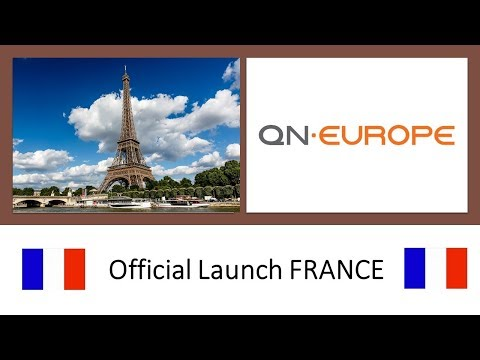 QN Europe France Event 27 Octobre 2019 PARIS J-26
