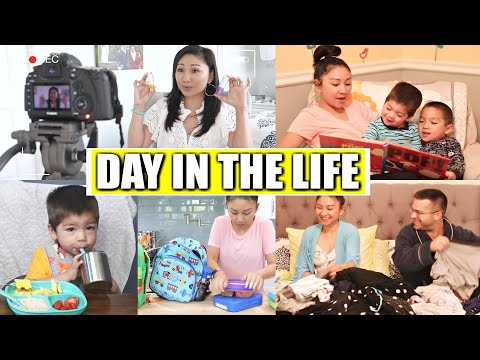 Day in the Life | Work from Home Mom, Cleaning, Cooking, YouTube