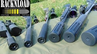 calibre innovation s suppressors full review by racknload
