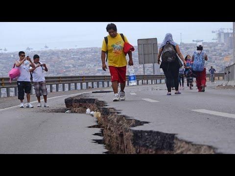 Small CA quake a precursor for 'the big one'?