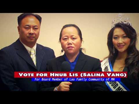 Hnub Lis - Running for Board Member of MN Lao Family Community.